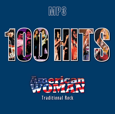 100 Hits. American Woman. Traditional Rock